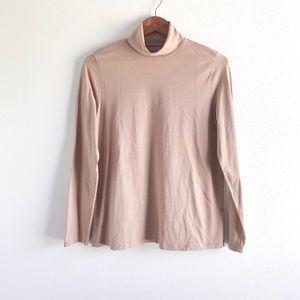 Rafaella Sport Turtleneck Sweater Top